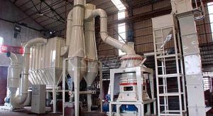 China Super Fine Micro Powder Mill on sale