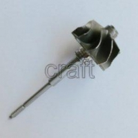 GT17 729099-0001 Turbine Wheel Shaft