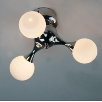 China Ceiling Lamps Modern Glass ceiling lamp SH01CLGL0308-3 on sale