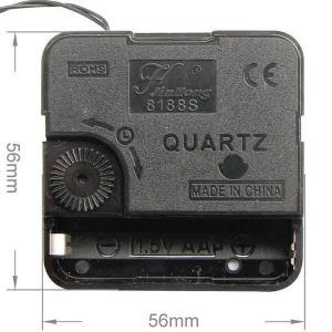 China Quartz Clock Movement JH-8188W on sale
