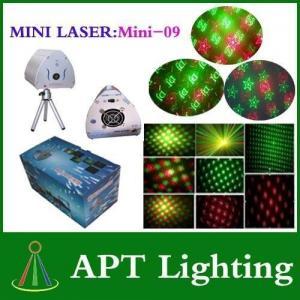 China Mini-09 RG Mini Laser stage lighting on sale