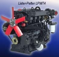 China Lister-Petter Ind. Engines on sale