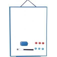 China 91003 weekly schedule PVC frame Magnetic white board on sale