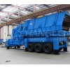 China Mobile Impact Crusher for sale