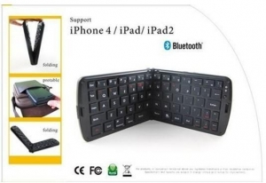 China Foldable Bluetooth Keyboard Model NoHL-BFK001 on sale