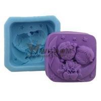 Silicone Soap Mould W2902