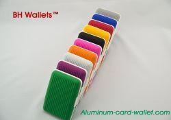 China Silicone Business ID Credit Card Holder Wallet on sale