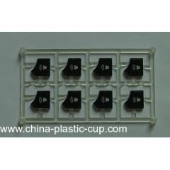 China Plastic components plastic keyboard cap pc made on sale