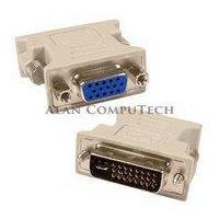 ATi Gray DVI-I-M to VGA-F Adapter 6613-2122121-RS1