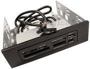China HP USB-1394 22in1 3.5-5.25 Media Card Reader 507058-001 on sale