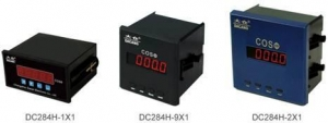 China DC284H-2X1_DC284H-9X1_DC284H-1X1 Digital Power Factor Meters on sale