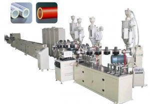 China PEX/AL/PEX Aluminum Composite Pipe Extrusion Line on sale