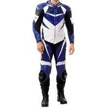 China Yamaha R Series Blue Motorcycle Suit Custom Sized on sale