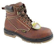 China Men's Steel Toe Work Boots 6 on sale