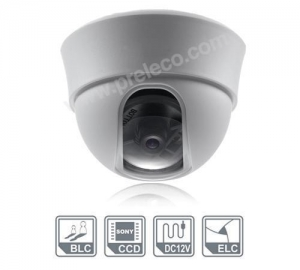 China 540TVL/480TVL/420TVL 1/3Sony Color CCD Dome Camera PRE-ADC203 on sale