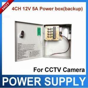 China CCTV Camera Power Supply 4ch 5Amp CCTV Uninterruptible Power Supply on sale