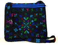 China Bags & Totes Saechaol Hand Embroidered Small Purse on sale