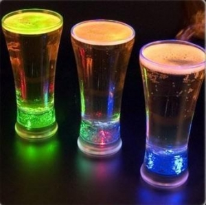 China Multi Color LED Flashing Cup LED-SW-002 on sale