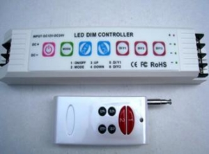 China LED RGB Dimmer on sale