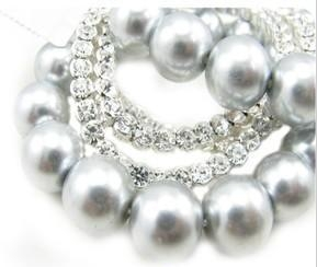 China Pearl Pendant Bracelet(BL-2043) on sale