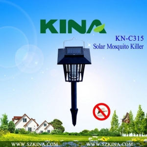 China Solar Power Insect Killer Item:KN-C315 on sale