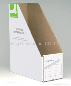 China Corrugated File Magazine File on sale