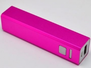 China FLS-POW04___2600mA Power Bank/High Quality External Battery Charger Power Bank on sale