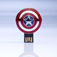 2014 New Captain America the Winter Soldier Captain America Shield USB flash drive drive Pen drive