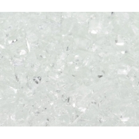 China crystal glass mulch on sale