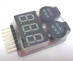 China Lipo Battery Buzzer Alarm on sale