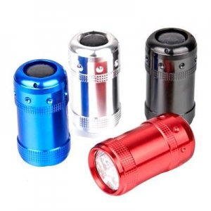 China Frisbee Mini led flashlight on sale