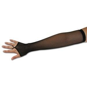 China Fishnet Gauntlet Arm Warmers Available in *NEW COLORS*! on sale