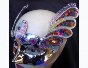 China Customized party mask on sale