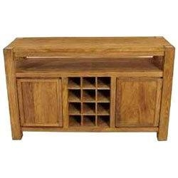 China Contemporary Wooden Furniture Wooden Buffet on sale