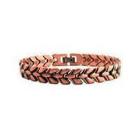 China Copper Link Magnetic Bracelet Terni on sale