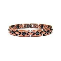 China Best Womens Magnetic Hematite Bracelet + Gift Box on sale