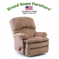 China Recliner Sleeper that Reclines and Rocks on sale
