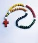 China Baby Gifts 25 Wooden Kiddie Rosary 25 Wooden Kiddie Rosary on sale