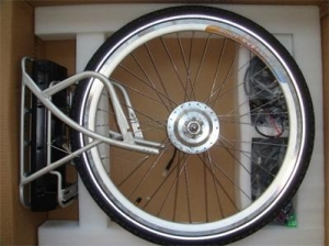 China 8Fun 26 inch Wheel New Electric Bike Conversion Kit on sale