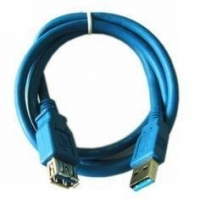 3.0 USB To USB Data Transfer Cable AM AF Nickel Plated For Printer