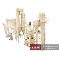 Calcined zinc oxide powder grinding mill