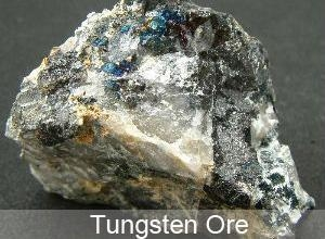 China Tungsten Ore Crusher on sale