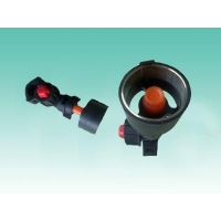 China Anti-static low pressure spray nozzles on sale