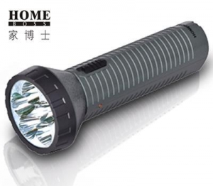 China LED Rechargeable Torch light 5LED super Powerful Rechargeable torch light on sale