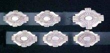 China Navajo Native American Indian Silver Concho Belt on sale