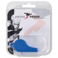 Precision training blue plastic whistle (Box of 6)