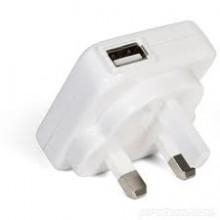 China USB Mains Charger Adapter on sale
