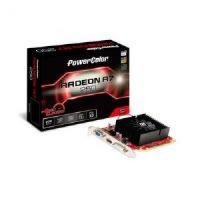 Powercolor axr7 250 2gbk3-he/oc graphics card radeon r7 2gb pci-e dvi/hdmi/vga