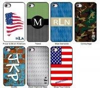 China Personalized iPhone Case for Men (Black Trim) on sale