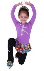China Ice Skating Outfit Gift Set  Skating Girl  Ice Skating Outfit Gift Set on sale